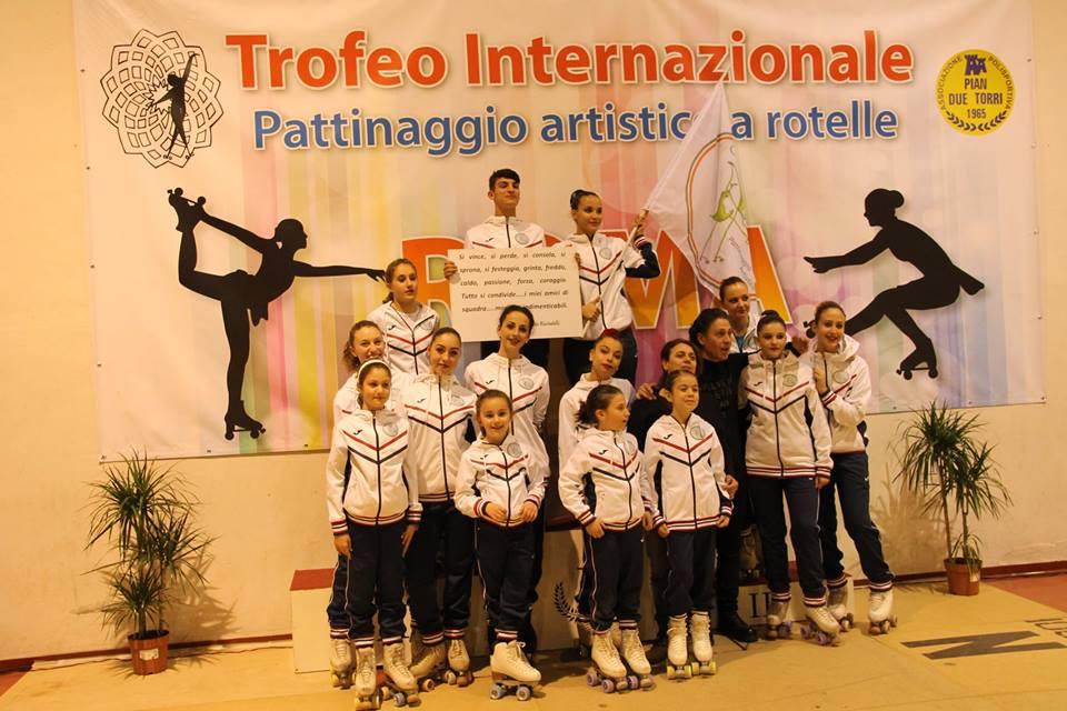 trofeo internazionale di Roma 2017 1